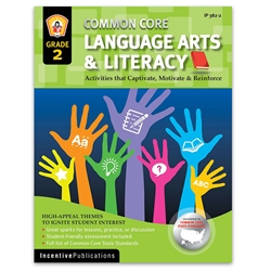 Common Core Language Arts and Literacy Grade 2