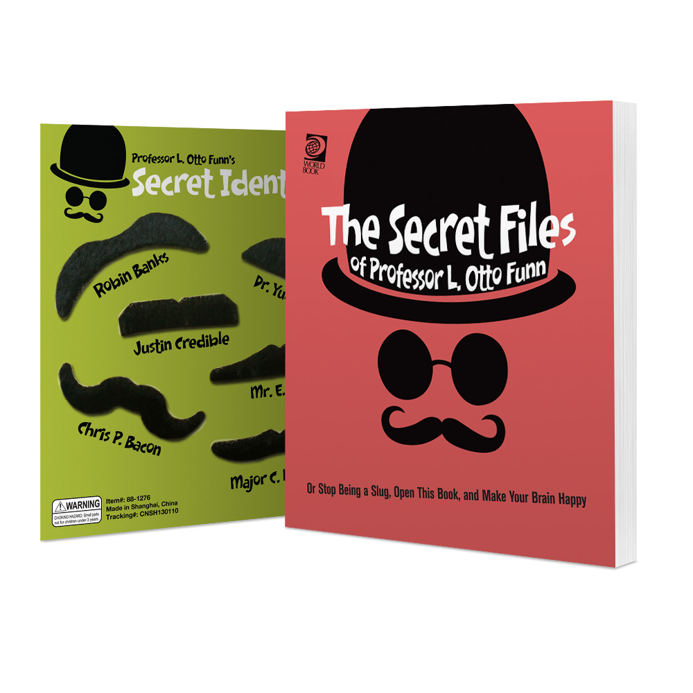 Secret Files of Professor L. Otto Funn