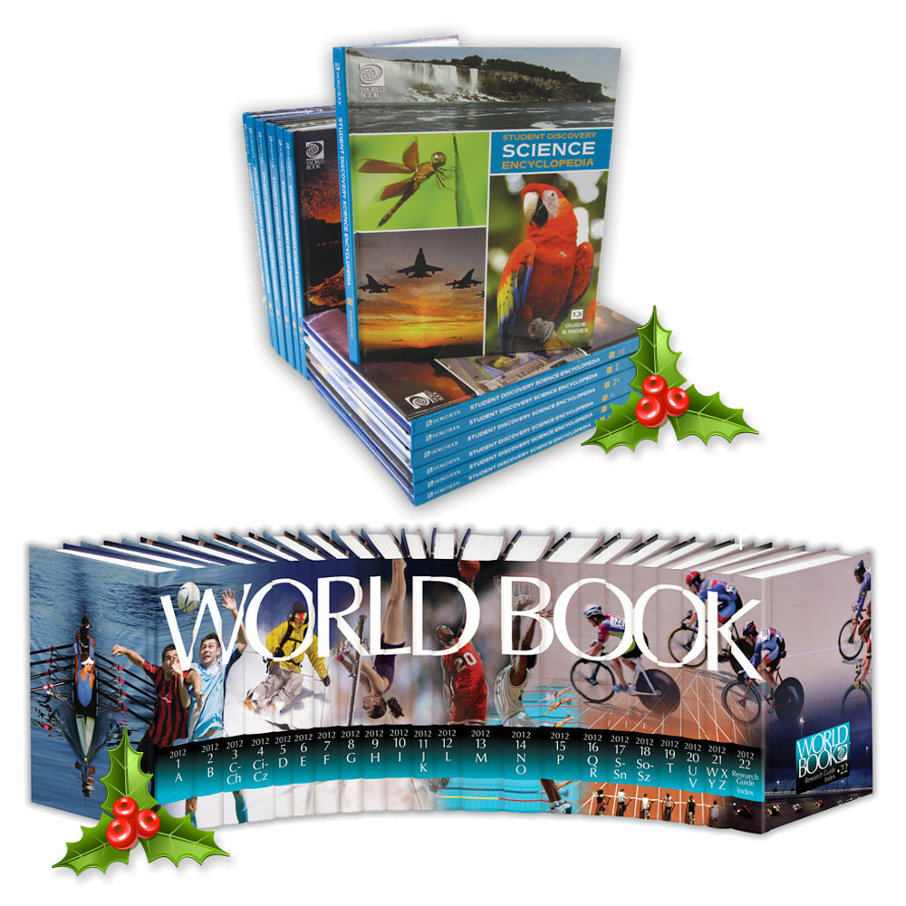 World Book 2012 Special Holiday Set