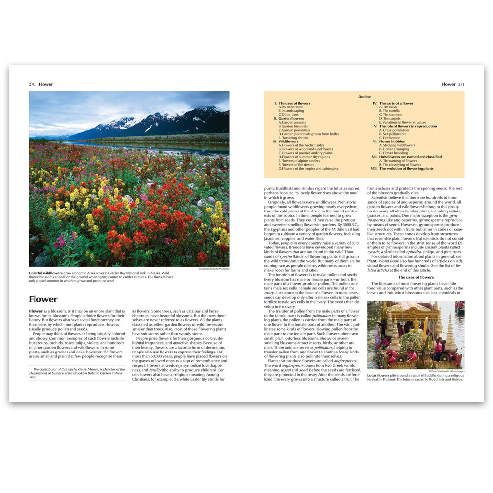 World Book Encyclopedia 2014 - 10040