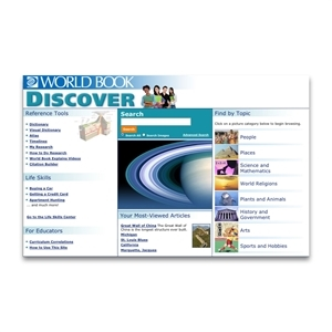World Book Online 1 Year Subscription - 015HY1