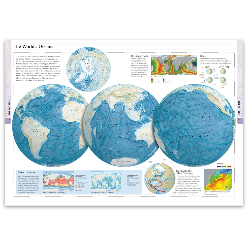 Atlas of the World - 30140