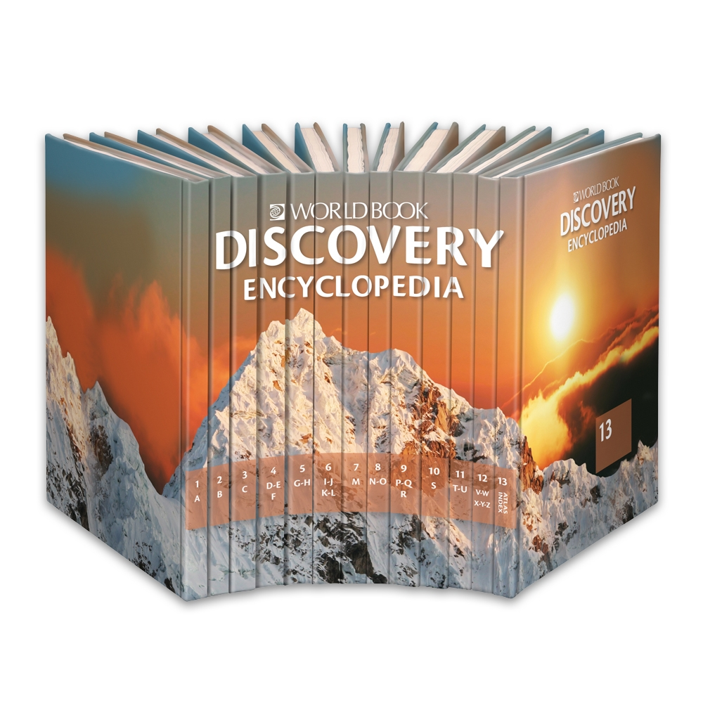 Discovery Encyclopedia kids encyclopedia, children's encyclopedia,