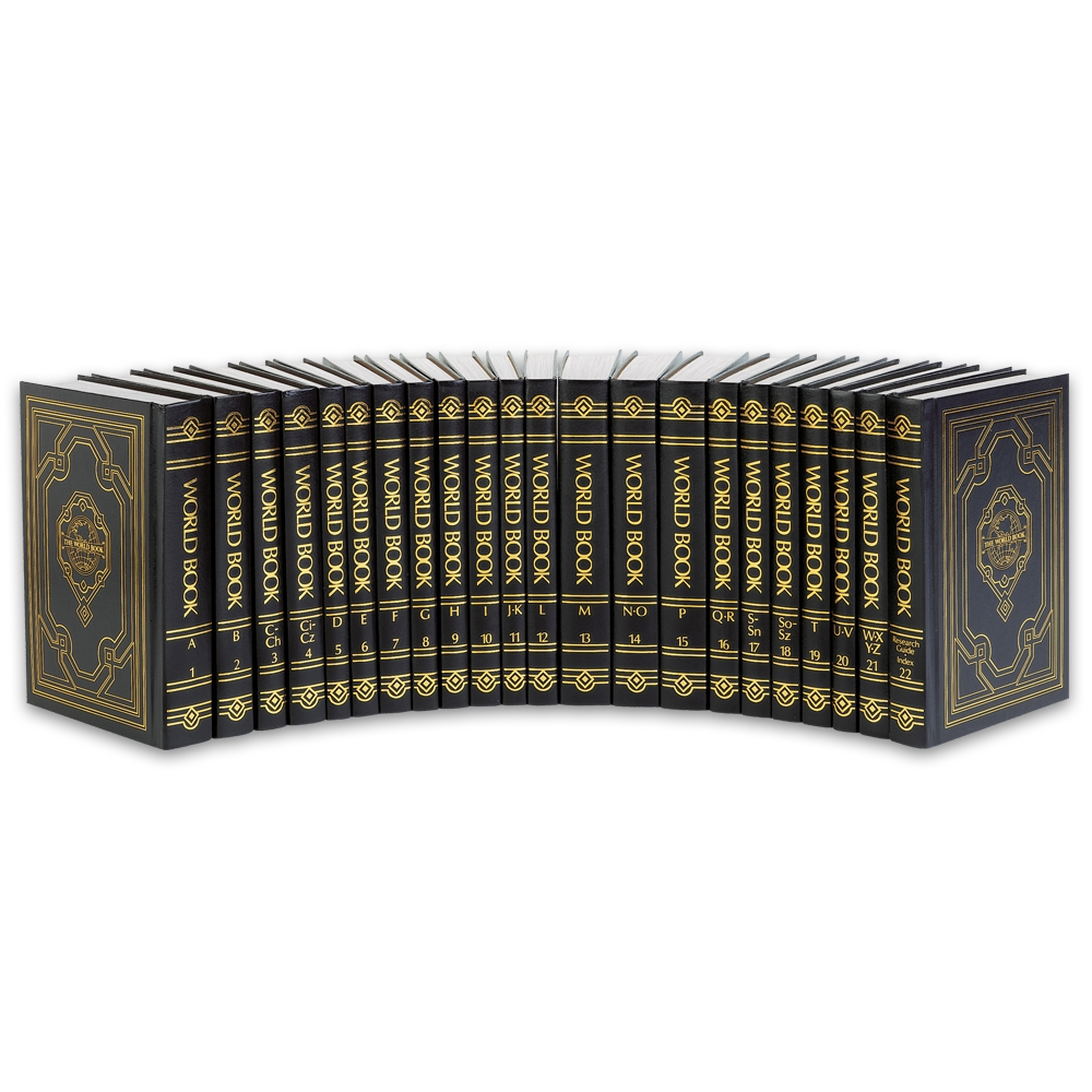 World Book Encyclopedia 2013- Classic - 10039