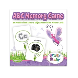Brainy Baby® ABC Memory Game