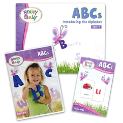 Brainy Baby® ABCs Bundle Pack