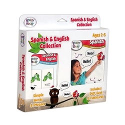 Brainy Baby® Spanish & English Bundle Pack