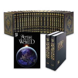Deluxe Research Package 2013- Classic Shop Classic Encyclopedia, World Atlas & Dictionary 2013 to Save at World Book Store!