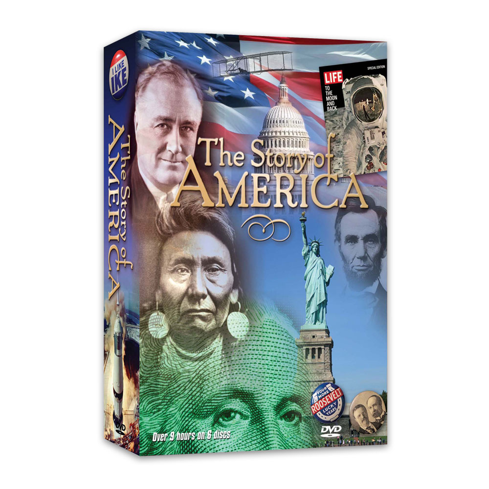 The Story of America (DVD)