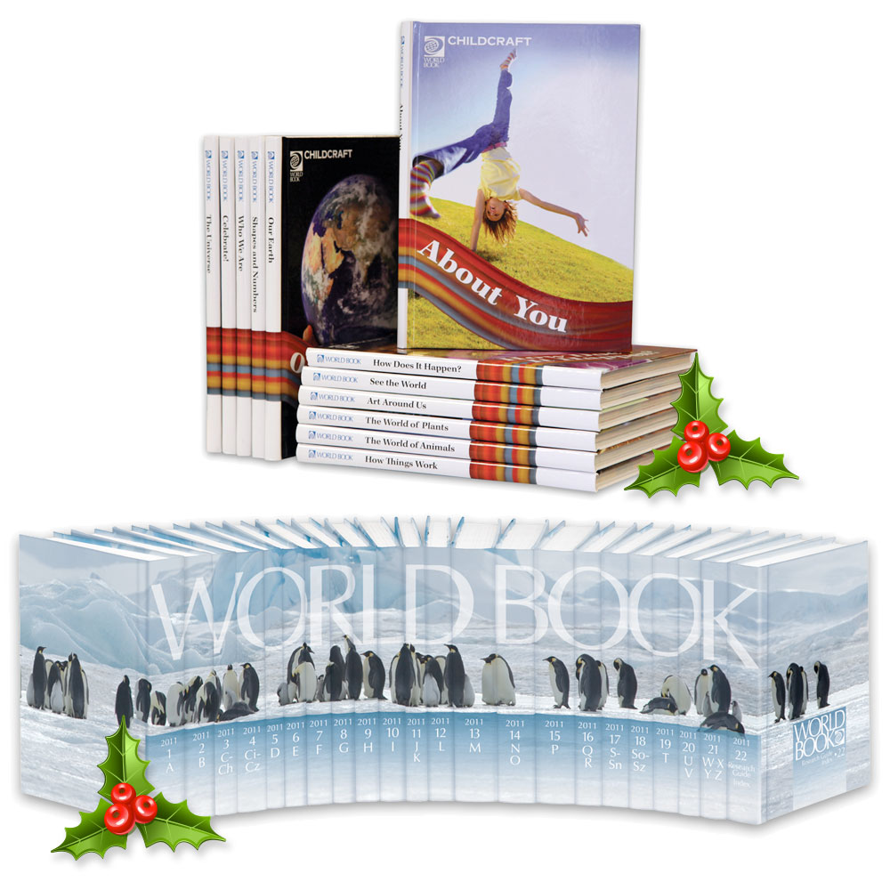 World Book 2011 Special Holiday Set